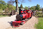 Craigtoun Country Park Miniature Railway